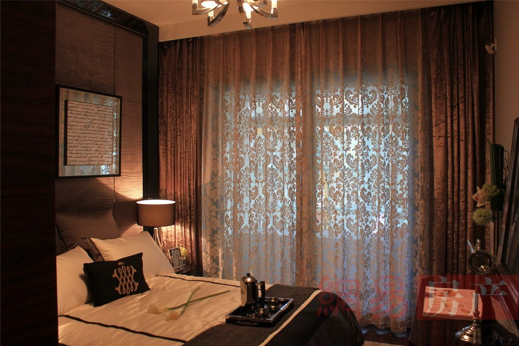 上海中信君庭遮阳窗帘项目