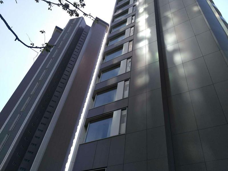 建筑遮阳板的基础应用