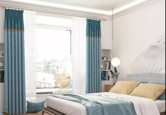 窗帘质感选择?