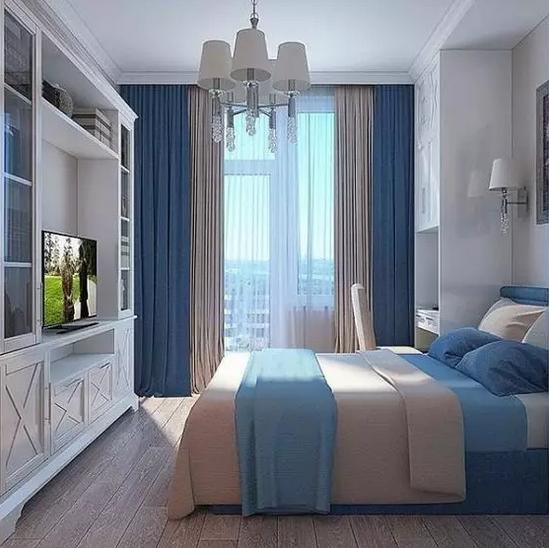 不同朝向的窗帘如何选择?