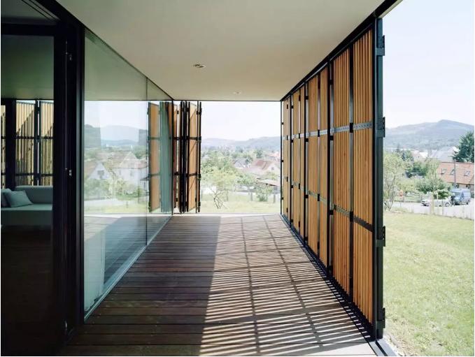 绝妙博开遮阳设计,缔造优质建筑外立面