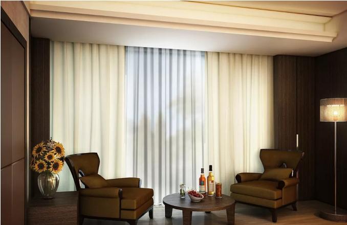 遮阳窗帘正往多功能化方向发展