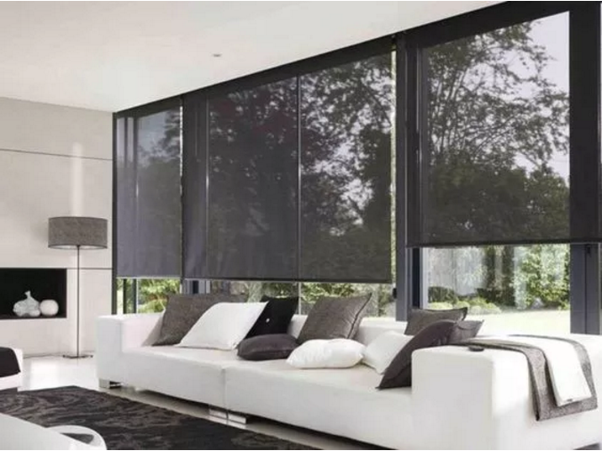 露台顶棚设计,藤条遮阳是个不错的选择