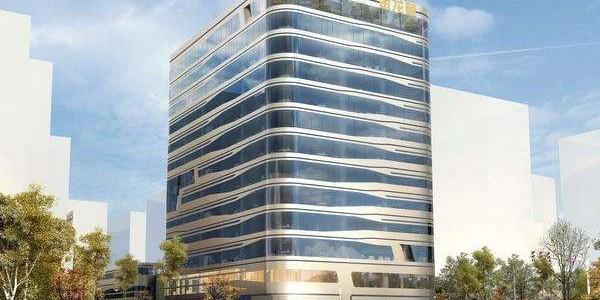 上海金龙鱼大厦遮阳窗帘项目
