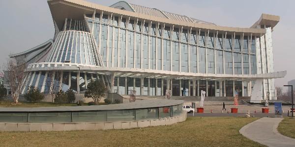 潍坊文化艺术中心遮阳窗帘项目
