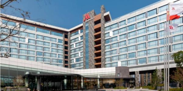 苏州太湖万豪酒店项目