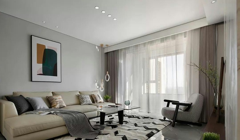 选择什么材质的窗帘合适?