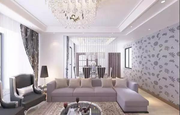 窗帘和墙纸搭配基本原则