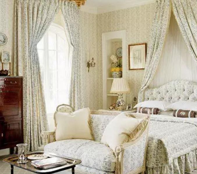 窗帘图案怎么设计