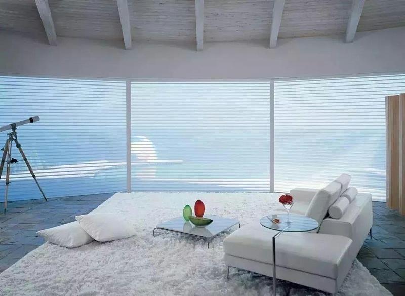 室内遮阳——诠释出现代软装设计之美