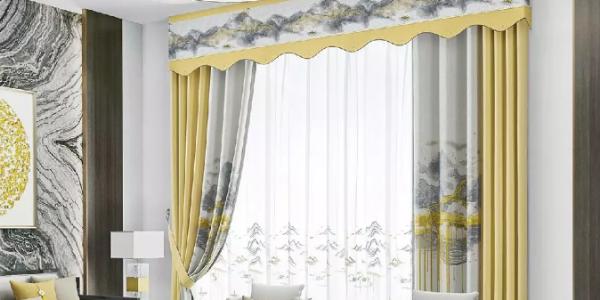 窗帘搭配的秘诀