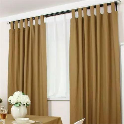 全新窗帘甲醛问题如何解决?